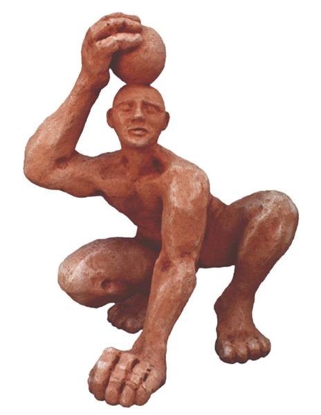 Equilibri (la sfera di pietra)